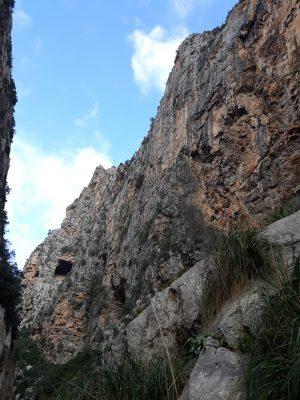 Escalada_Entreforc_Torrent_de_Pareis_Mallorca